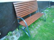 Zahradní lavička 002